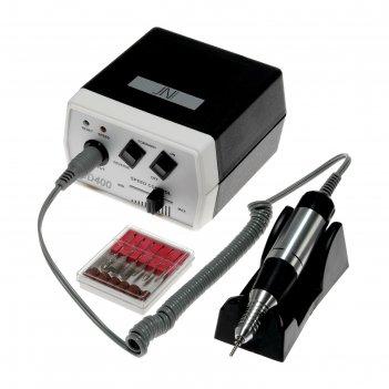 Аппарат для маникюра и педикюра jessnail jd400 pro, 35 вт, 30000 об/мин