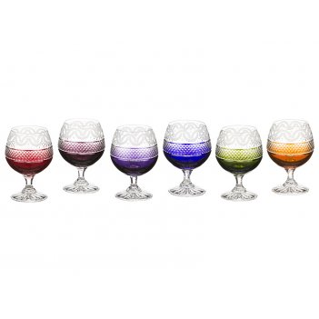 Набор бокалов для коньяка из 6 шт. 250 мл.