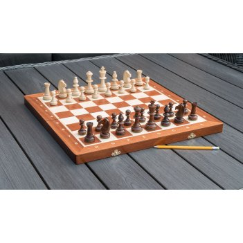 Шахматы стаунтон 5