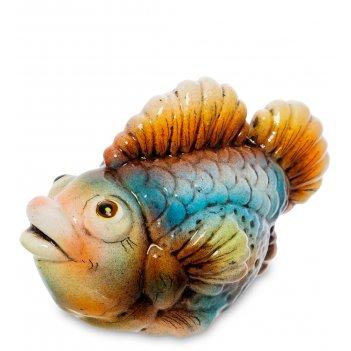 Аб-44 фигурка керамическая рыба