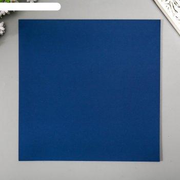 Бумага для скрапбукинга mr.painter южная ночь 30,5х30,5 см 216гр/м2