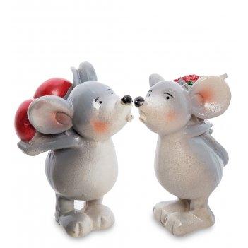 Mc-104 фигурка влюбленные мышата