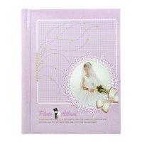 Фотоальбом магнитный на 20 листов свадебное волнение, микс