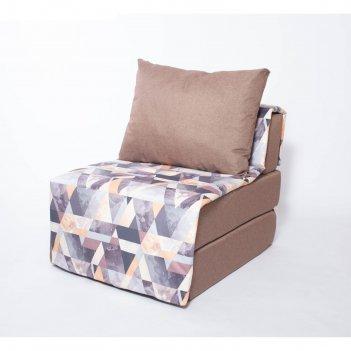 Кресло - кровать бескаркасное «харви» с накидкой-матрасиком, размер 75 x 1