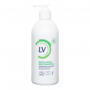 Жидкое мыло lv, 500 мл