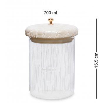 Gs-56/1 банка для сыпучих нити