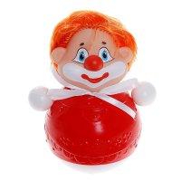 Неваляшка клоун