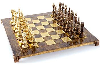 Шахматы сувенирные  ренессанс  (mp-s-9-c-36-b)