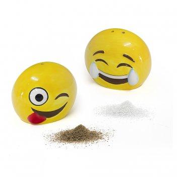 Солонка и перечница emoji