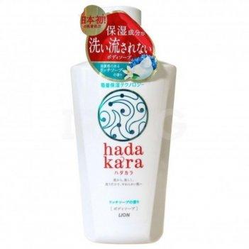 Жидкое мыло для тела, hadakara, с освежающим водным ароматом, дозатор, 480