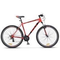 Велосипед 29 stels navigator-500 v, v020, цвет красный, размер 19