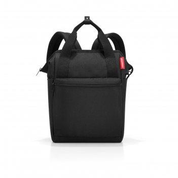 Рюкзак, размер 25 x 40 x 17 см, цвет чёрный jr7003