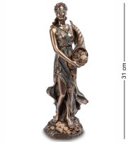 Ws-649/ 1 статуэтка фортуна - богиня удачи