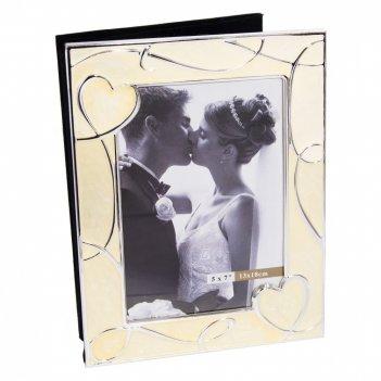 Фотоальбом на 36 фотографий (13х18 см) с фоторамкой для 1 фо...
