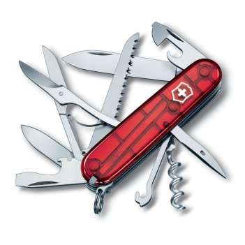 Нож перочинный huntsman victorinox 1.3713.t