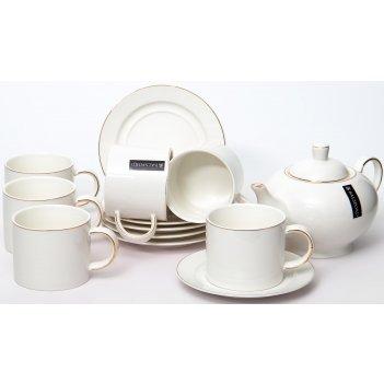 Набор чайный грация «дакини» 280 мл, 13 предметов