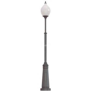 Фонарный столб л-03 со светильником