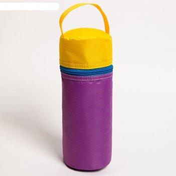 Сумка - термоконтейнер для бутылочки мягкий