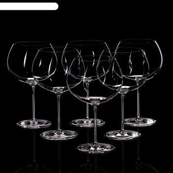 Набор бокалов для белого вина классик, 6 шт, 420 мл