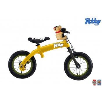 Велобалансир+велосипед hobby-bike rtoriginal alu new 2016 yellow