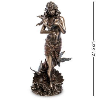 Ws- 77/ 1 статуэтка афродита - богиня любви