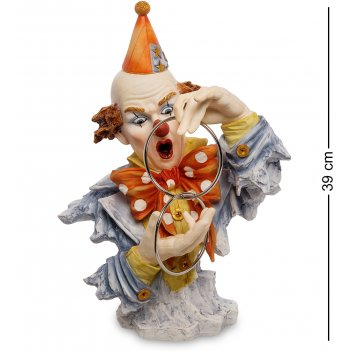 Ga-148 статуэтка клоун