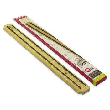 Держатель магнитный для ножей 48 см kamille км 1055-1056 (светлое дерево;