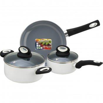 Набор кухонной посуды 5 предметов