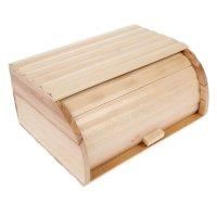 Хлебница деревянная классика