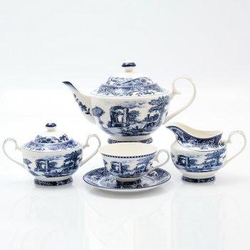 сервизы с чайником