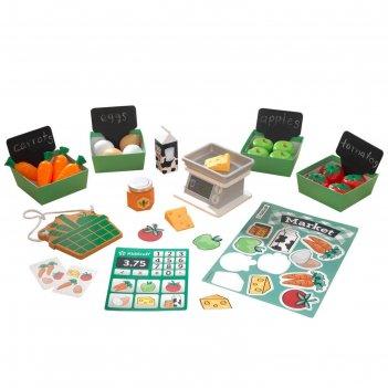 Игровой набор «фермерский рынок»