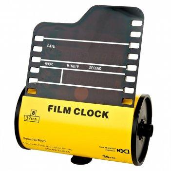 Часы настольные электронные кинематограф h=20,5см. l=16см. (с