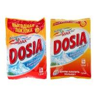 Порошок стиральный dosia automat альпийская свежесть  1,8 кг