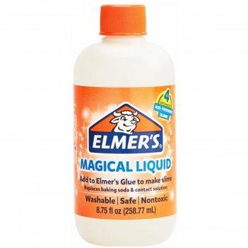 Клей для слаймов elmers magic liquid, 258мл (4 слайма)