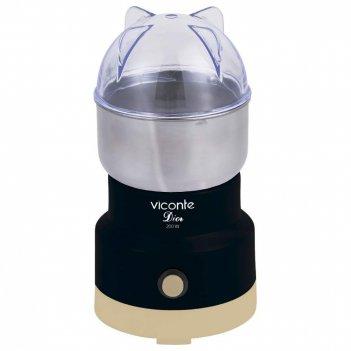 Кофемолка эл.vc-3107 75г.200вт.dior.
