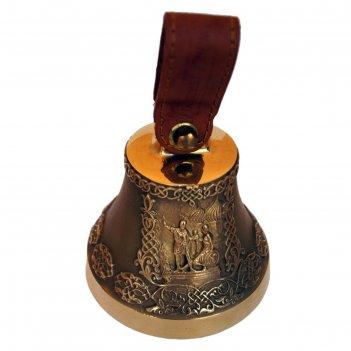 Колокол минин и пожарский + герб москвы