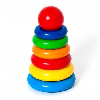 Пирамидка «шар», 8 элементов