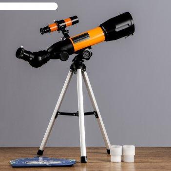 Телескоп настольный сувенирный сатурн 120х