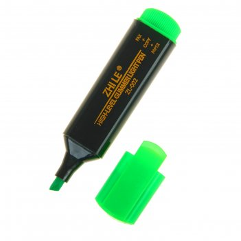 Маркер текстовой зеленый