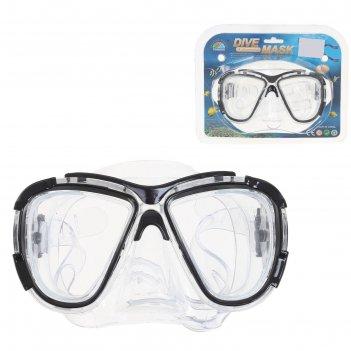 маски для плавания