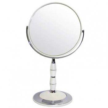 Зеркало b7 8088 per/c wpearl наст. кругл. 2-стор. 5-кр.ув.18