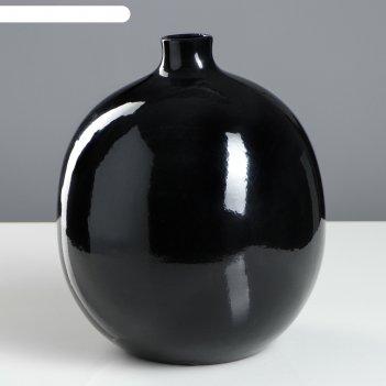 черные вазы
