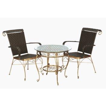 Кресло из комплекта мебели лира