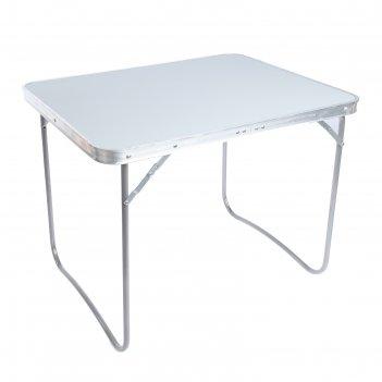 Стол 790х605х610мм, металлик сст4