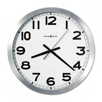 Настенные часы из металла howard miller 625-450 spokane