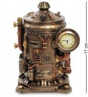 Ws-906 статуэтка-часы в стиле стимпанк