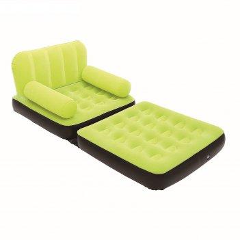 Надувное кресло-кровать 191x97x64 см (67277) микс