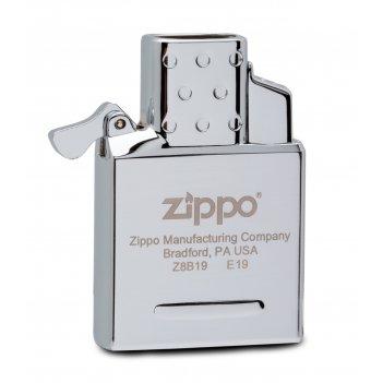 Газовый вставной блок для широкой зажигалки zippo, двойное пламя, нержавею