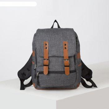 Рюкзак школьн антон, 28*11*31, отд на молнии, 2 н/кармана, 2 бок кармана,