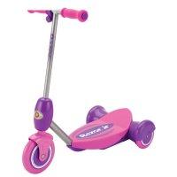 Электросамокат для малышей razor lil e - розовый